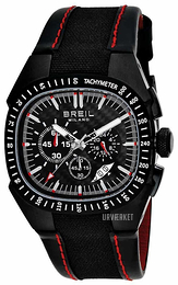 Breil Milano Sort/Tekstil Ø44 mm BW0307