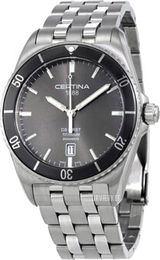 Certina DS First Grå/Titanium Ø41 mm C014.410.44.081.00