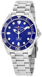 Certina DS Action Blå/Stål Ø41 mm C032.410.11.041.00