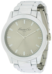 Kenneth Cole Sølvfarvet/Stål Ø45 mm 10026505