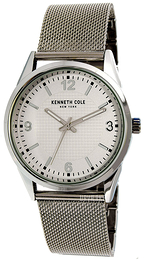 Kenneth Cole Hvid/Stål Ø40 mm 10030780