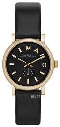 Marc by Marc Jacobs Sort/Læder Ø28 mm MBM1273