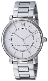 Marc by Marc Jacobs Sølvfarvet/Stål Ø36 mm MJ3521