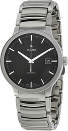 Rado Centrix Sort/Stål Ø38 mm R30939163