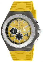Technomarine Cruise Quartz Gul/Gummi Ø46 mm TM-115112