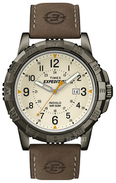 Timex Expedition Beige/Læder Ø45 mm T49990