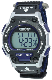 Timex Ironman LCD/Tekstil Ø40 mm T5K198