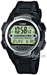 Casio Casio Collection Resinplast Ø40.6 mm W-756-1AVES