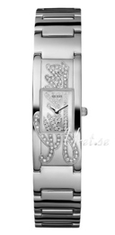 Guess Mini Sølvfarvet/Stål Ø20 mm W95109L1