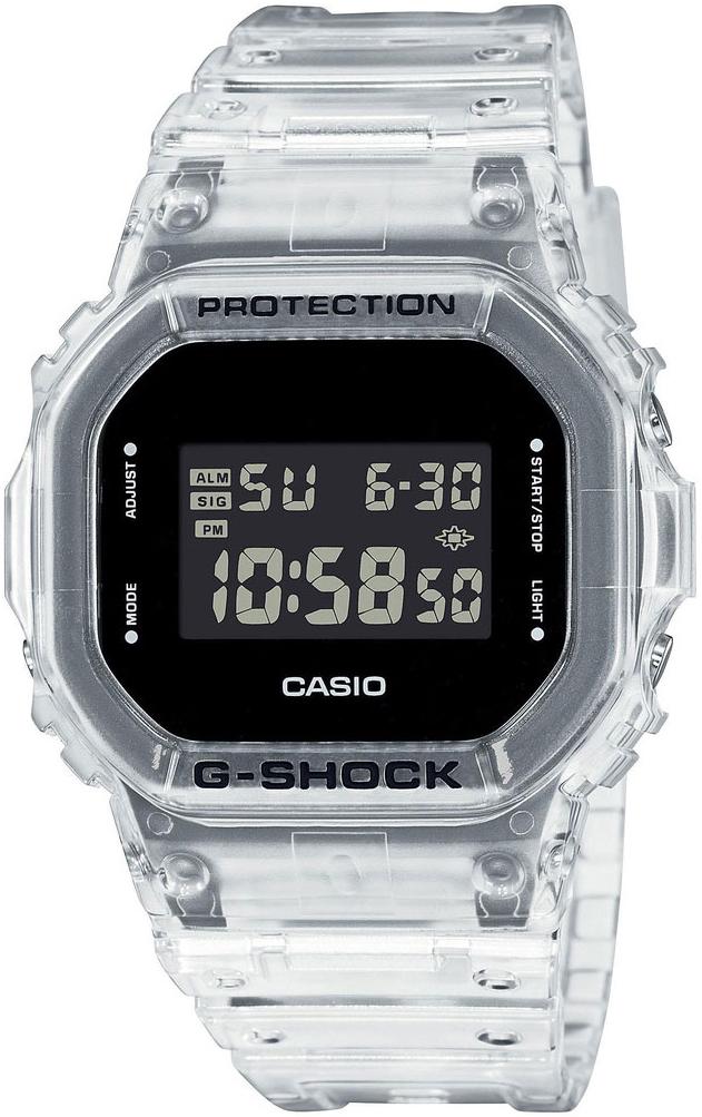 Casio 99999 Herreur DW-5600SKE-7ER LCD/Resinplast