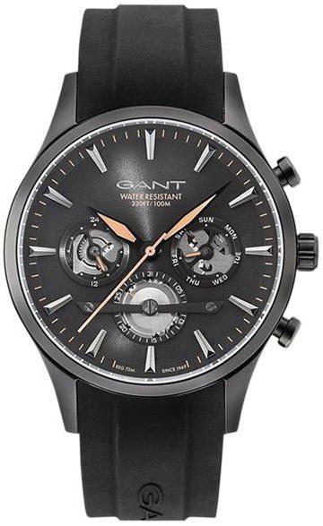 Gant 99999 Herreur GT005019 Sort/Gummi Ø44 mm