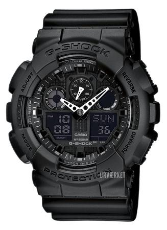 b4fde7204fa GA-100-1A1ER Casio G-Shock | Urvaerket.dk