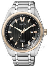 Citizen Titanium Sort/Titanium Ø41 mm