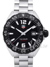 TAG Heuer Formula 1 Sort/Stål Ø41 mm